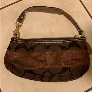 Small on the go purse